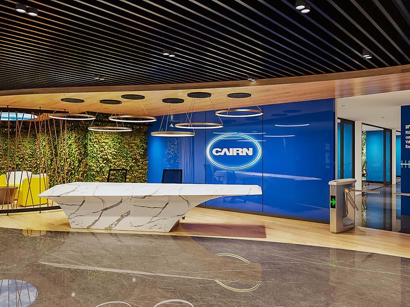 Cairn reception